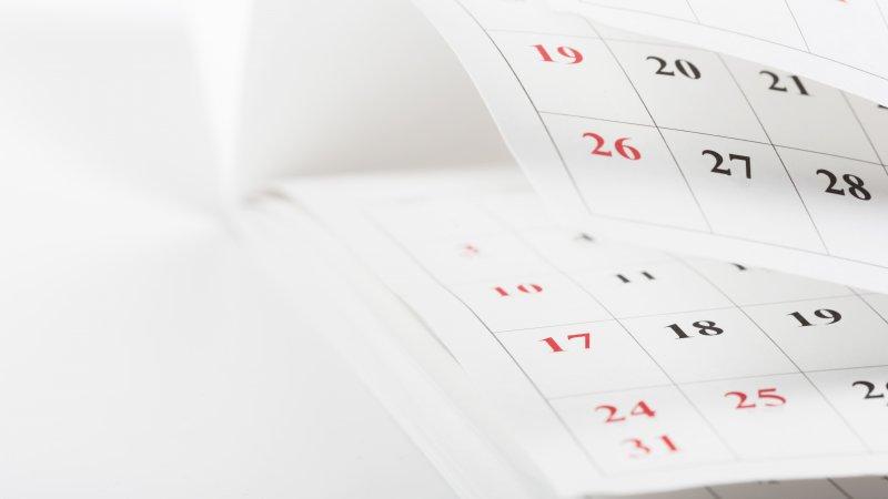 Evenemangskalender