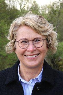 Samhällsbyggnadschef Åsa Ratcovich