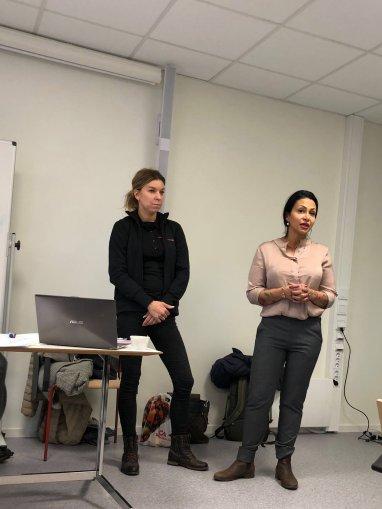 Hörby kommun och Fryshuset workshop