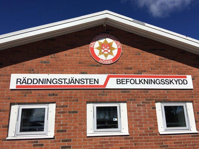 Brandstationen i Hörby