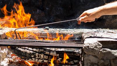 Upphävande av förbud mot eldning utomhus