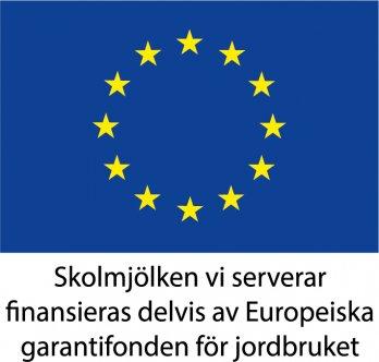 Europeiska unionens logotyp för europeiska garantifonden för jordbruket