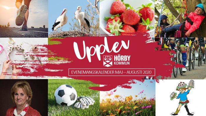 Evenemang i Hörby sommar 2020