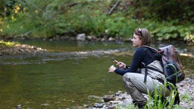 Tre kvällar om fiske- och naturturism