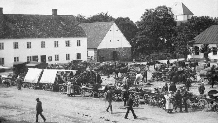 En historisk vandring genom Hörby