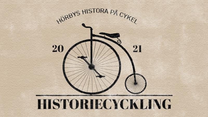 Historiecykling i Hörby