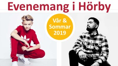 Evenemang i Hörby