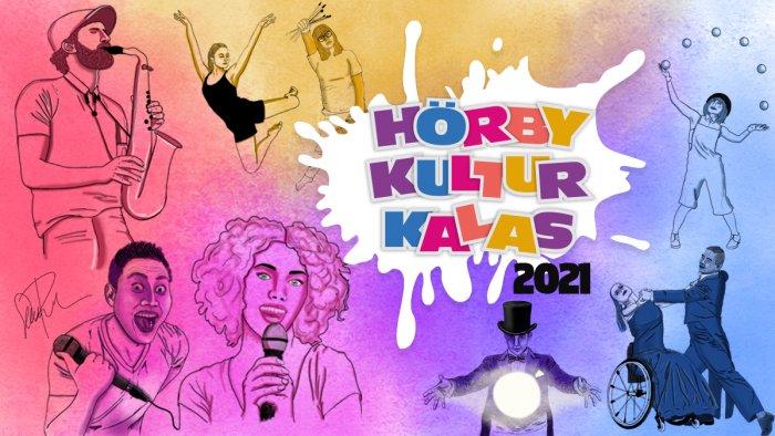 Kulturkalaset i ny tappning maj 2021