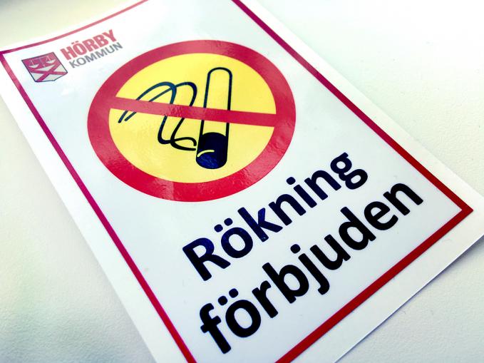 lagen om rökning